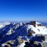 【利用レンタル紹介】行者小屋テント泊雪の赤岳登頂