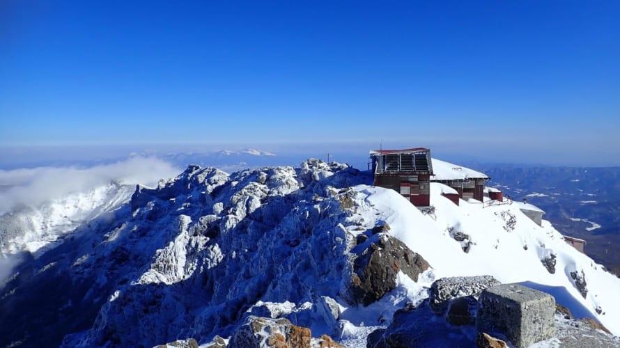 【行ってきました】赤岳登頂!天望荘がすぐ側に!
